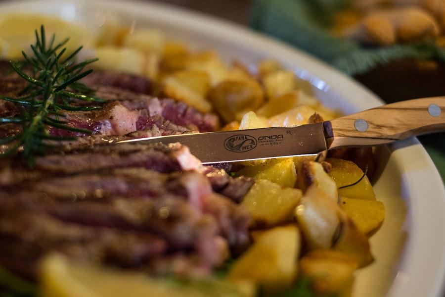 coltello per bistecca