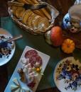 set piatti e brocca