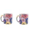 coppia tazze in ceramica