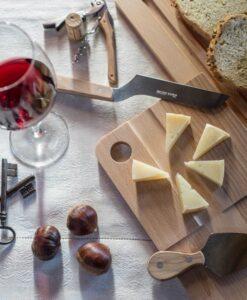 set coltelli formaggio e vino