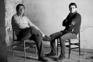 Maurizio e Marco Zillio, titolari della Livoni
