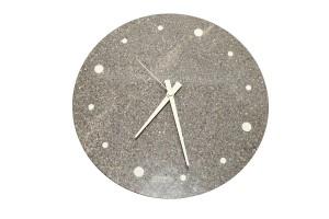orologio da parete in pietra piasentina