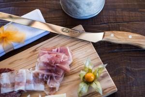 coltello per prosciutto crudo