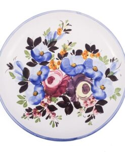 piatto dipinto a mano