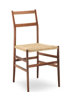 sedia sedile intrecciato