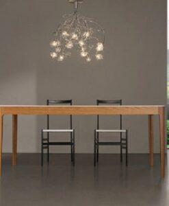 set sedie e tavolo Piuma
