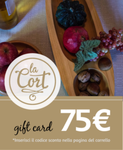 gift card 75 euro