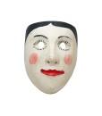 maschera di carnevale donna