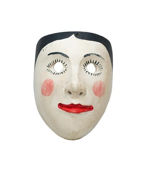 maschera_in_legno_donna