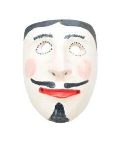 maschera maschile
