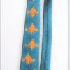 cravatta dipinta a mano roman