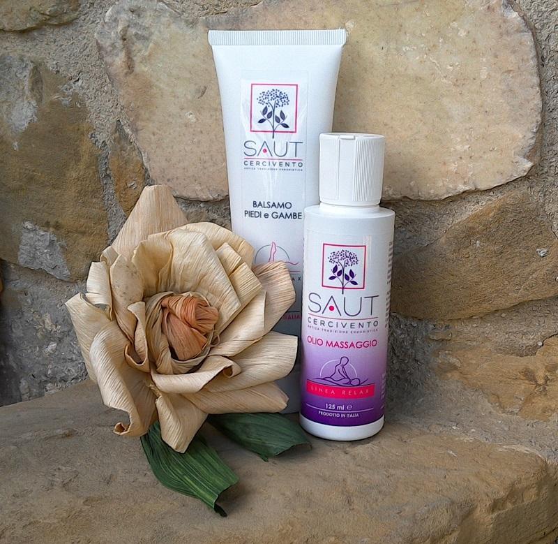prodotti massaggio Saut Cercivento