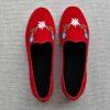 Scarpets_rosso_stella_alpina