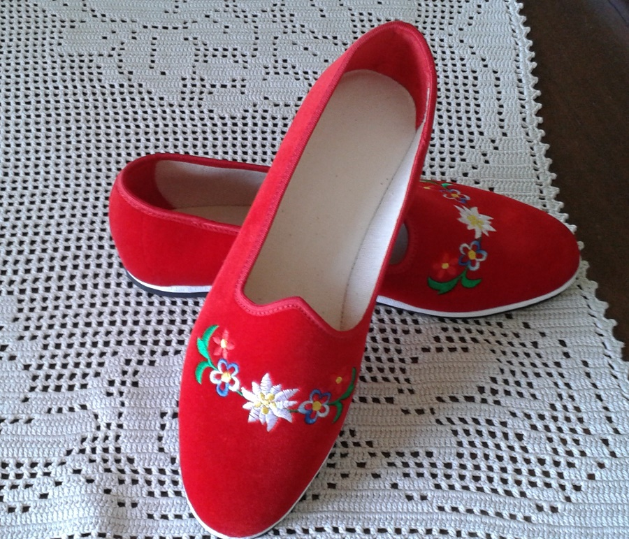 scarpets rossi