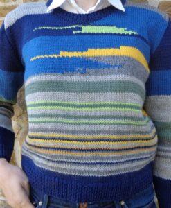 maglia De Antoni fatta a mano