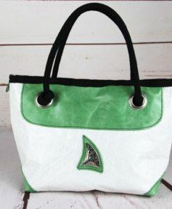 borsetta vela riciclata
