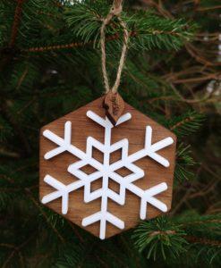 decorazione Natale myfolia
