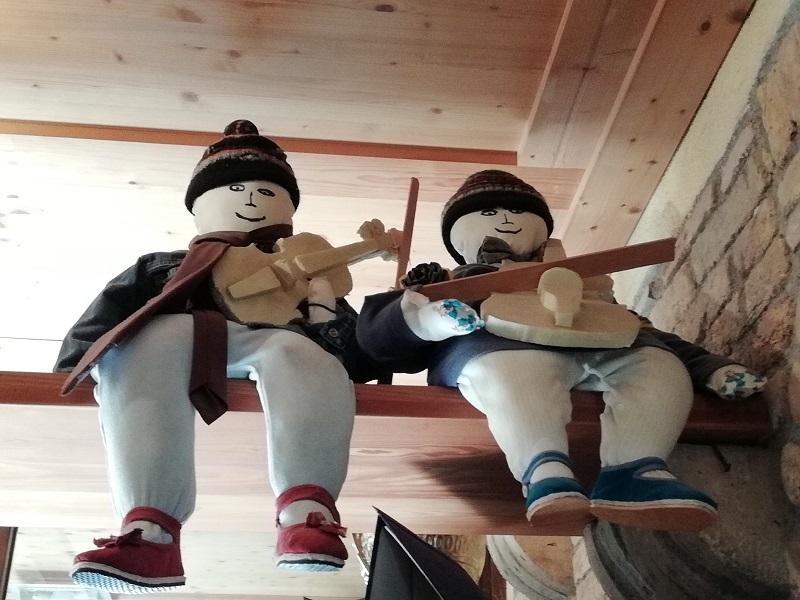 Figure della tradizione folcloristica della Val Resia